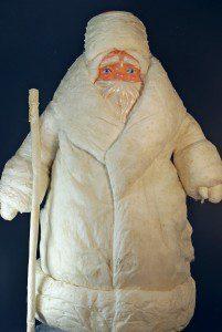 Дед мороз вата
