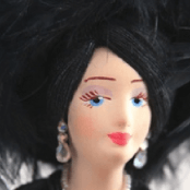 Лавка музея кукол