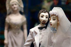 Выставка «Свадебная пора! Очей очарованье!»