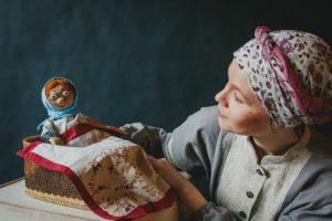 26 ноября в 16-00 — спектакль «Мне на месте не сидится» (театр «Крафт») (1+) @  Петербургский музей кукол